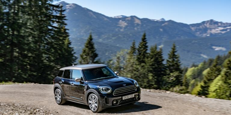MINI Countryman Extra Edition